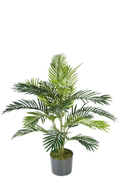 Areca palm kunstplant