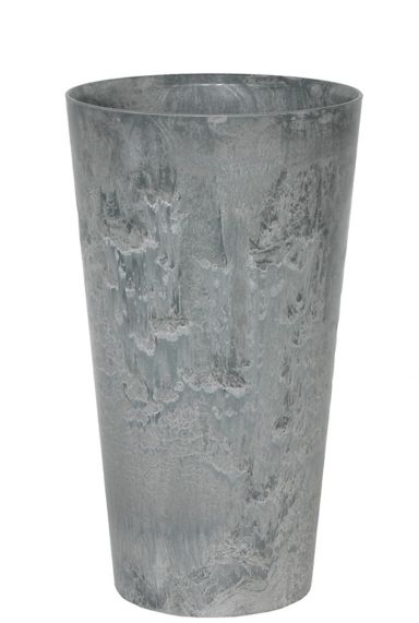 Artstone claire vaas grijs