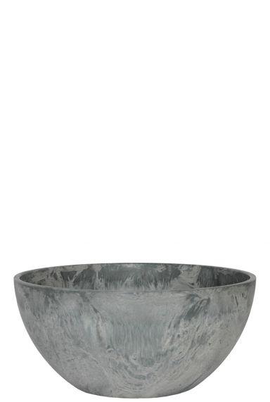 Artstone - Fiona bowl grau schale