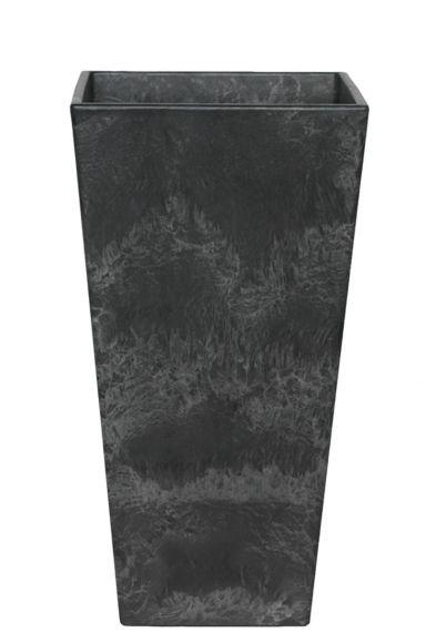 Artstone - Ella vase schwarz