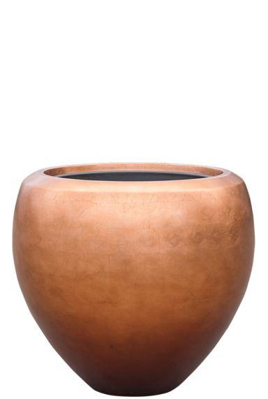Baq waterdichte plantenbak brons