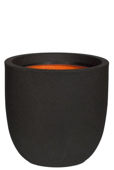 Capi zwarte grote pot