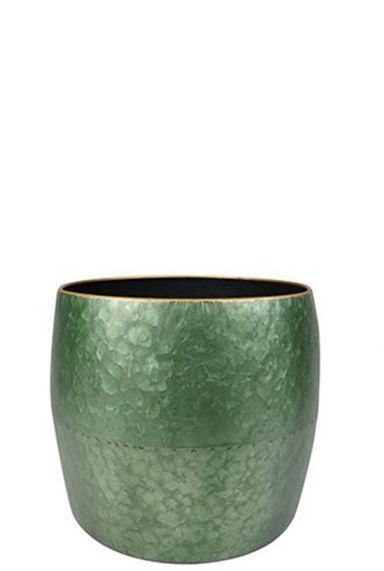 Ter Steege Dani Green - S topf metall grün