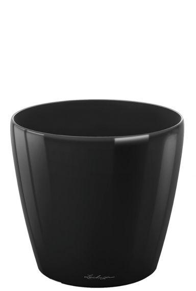 Grote zwarte pot lechuza