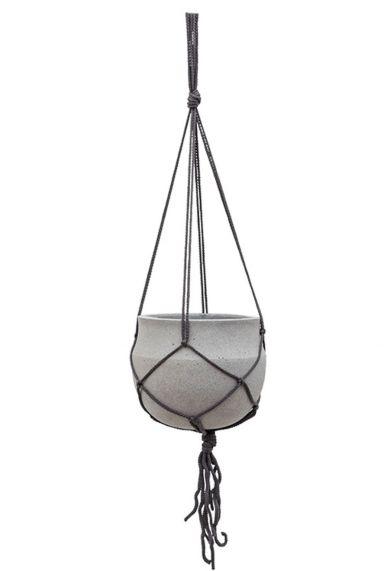 Hangpot in touw