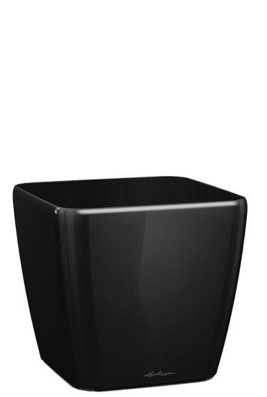 Lechuza vierkant zwarte pot