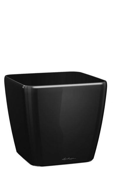 Lechuza vierkante pot zwart