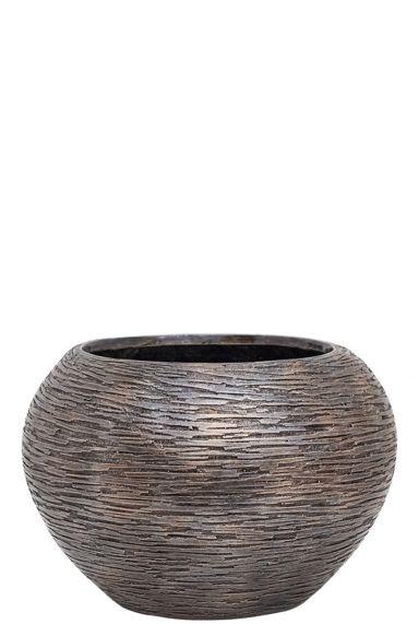 Luxe bronzen plantenbak
