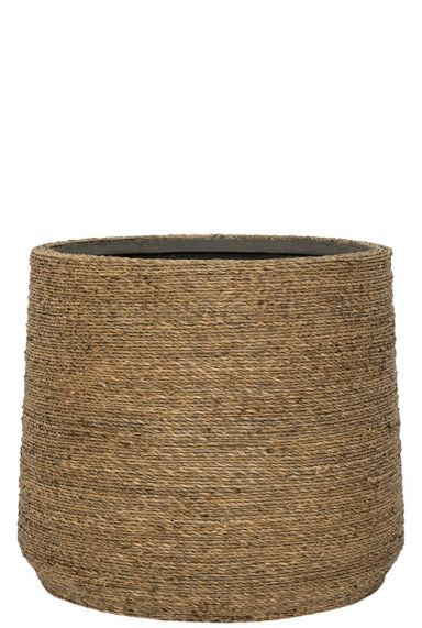 Körbe Bohemian - Patt L Straw Grass