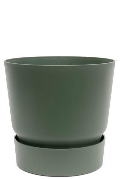Elho Greenville Grün Pflanzgefäss