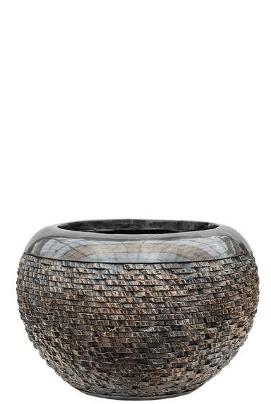 Pot brons plantenbak