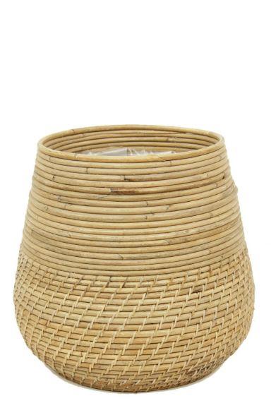 Körbe Basket Lombok Grau-Beige