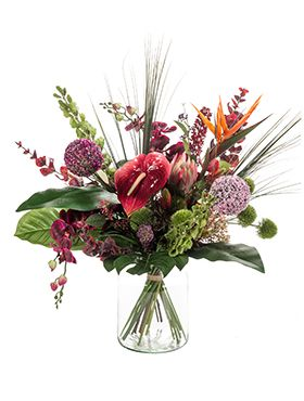 Bouquet exotic mix