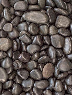 Black pearl 10 - 30 mm (Sack 25 kg.)